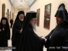 Patriarch Theophilos with the Armenian Patriarch