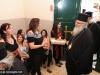 The Patriarchal Entourage at Beit Sahour School