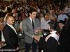 Mr Koinis congratulates graduates