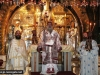 The Archbishop of Gerassa, Archimandrite Porphyrios and hierodeacon Marcos