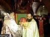 The Archbishop of Gerassa and Archimandrite Porphyrios
