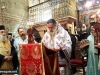 Archbishop Theophanes reads the epistle of Archbishop Cyril
