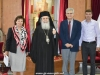 The Patriarch, Mr Hadjiathanasiou, Ms Moropoulou and Mr Abdelnour
