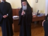 The Patriarch speaks at the Greek Embassy in Hungary