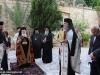Welcoming H.B. to St Photini Church, Samaria