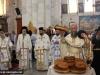 Breaking bread in commemoration of St Photini