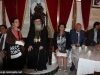 The Patriarch and His Entourage hosted to a reception