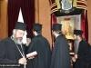 The Patriarch offers eulogias