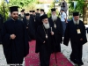 His Beatitude and Entourage walk to the Church of the Annunciation, Kisamos