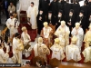 The Heads of Churches during the Joint Liturgy