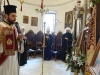 Archdeacon Evlogios at the Dormition of Theotokos Church