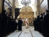 The divine Liturgy at the Dormition of Theotokos Church, Gonia