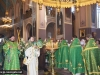 Priests during the Great Entrance