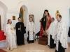 His Eminence the Archbishop of Sebaste and Entourage during Vespers