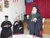His Eminence extending wishes for longevity