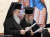 His Beatitude with the Archbishop of Constantina