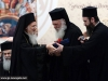 His Holiness confers a distinction on the Archbishop of Athens