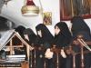The choir of nuns