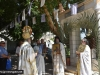 Supplication near the sycamore tree