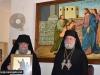 The Most Reverend with Archimandrite Ignatios