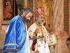 Metropolitan Joachim during the divine Liturgy