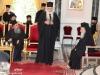 The Metropolitan of Mesogaia makes an address