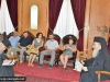 Patriarch Theophilos meets with NTUA students