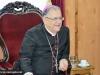 The Latin Patriarch, Fouad Twal