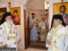 H.B. with the Archbishop of Constantina and the Metropolitan of Nazareth