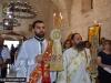 Archdeacon Evlogios and deacon Markos