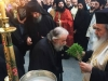 H.B. blessing the Archbishop of Constantina