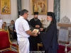 The Patriarchate with the captain of the frigate