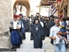 Hagiotaphites walk in procession to the Via Dolorosa