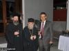 The Archbishop of Constantina, Archdeacon Markos and Petros Solomou