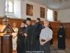 The Principal and novice monks