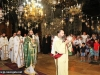 Fathers during the divine Liturgy
