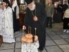 The hegumen, Archimandrite Meletios