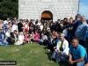 Group photograph at St Nikolas Chapel