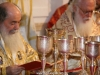 His Beatitude and the Archbishop of Albania