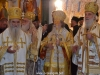The Patriarchs of Jerusalem and Serbia and the Archbishop of Albania