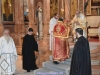 The divine Liturgy in the katholikon of the Church of the Resurrection