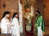 Metropolitan Joachim of Zambia and his entourage