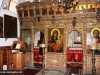 The iconostasis at the chapel