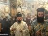 Archdeacon Markos and deacon Agapios