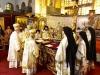 The Divine Liturgy in the Bema