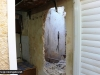 The broken into room owned by the Patriarchate
