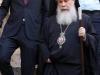 H.B walks to the Dependency of Gethsemane