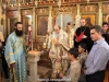 H.B. leads the divine Liturgy