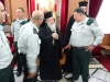 The Israeli Coordinator of Activities in Bethlehem visits the Patriarchate