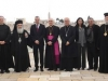 The representatives of Christian Churches at the event